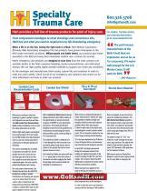Specialty Trauma Products