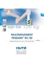 HU MMP90 Ceiling Pendant - 1
