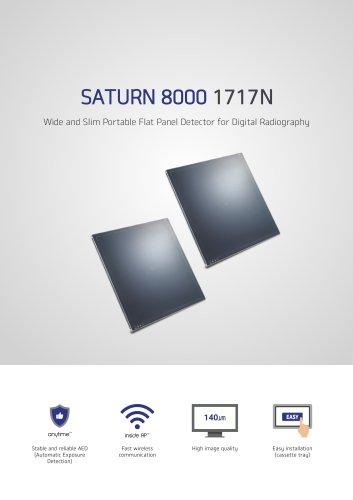 Saturn 8000 17x17N