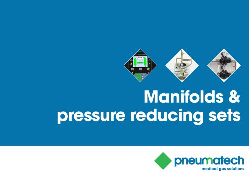 Manifolds and pressure reducing sets