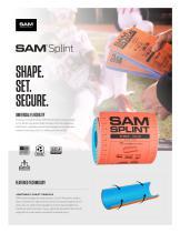 SAM® Splint