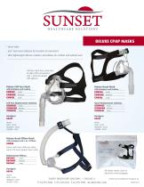 DELUXE CPAP MASKS