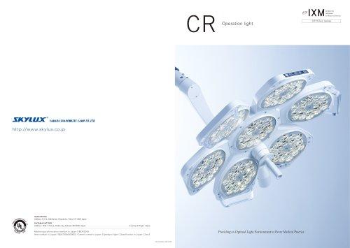 CR Operation light