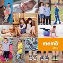Memo Brochure 2019