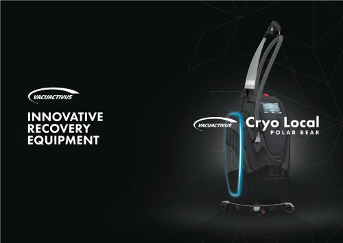 Local Cryo Polar Bear - Brochure