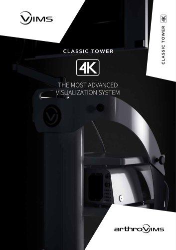 BROCHURE - CLASSIC TOWER 4K ARTHROSCOPY
