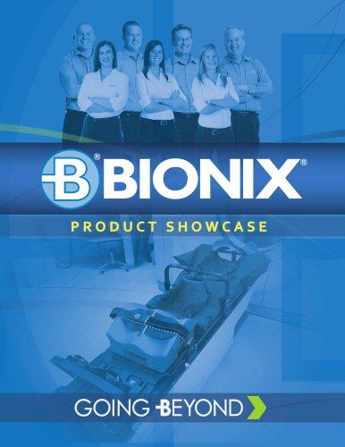 Bionix Radiation Therapy Catalog