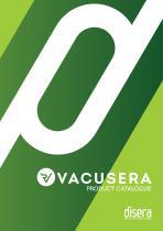 Vacusera PRODUCT CATALOGUE