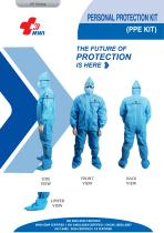 PPe Suit Coverall