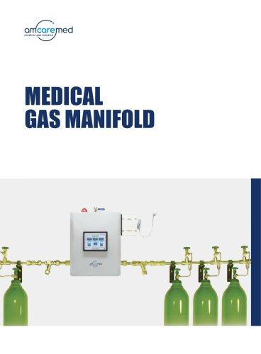 AmcareMed Automatic & Manual Manifold Catalogue