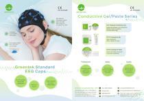 Standard EEG Electrode cap