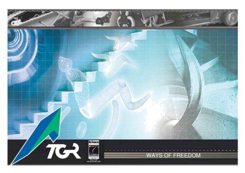 Company Profile TGR 2018