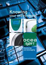 Catalog - Monitoring solutions - OCEASOFT