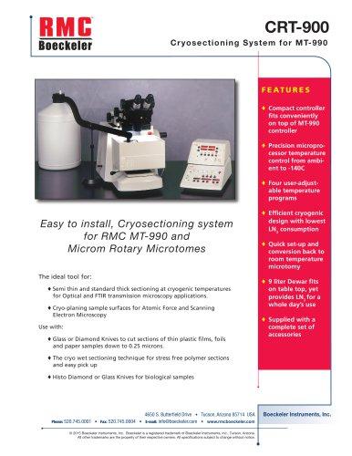 CRT-900 Cryo Accessory
