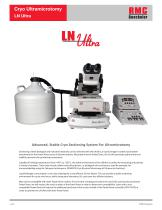 Cryo Ultramicrotomy LN Ultra