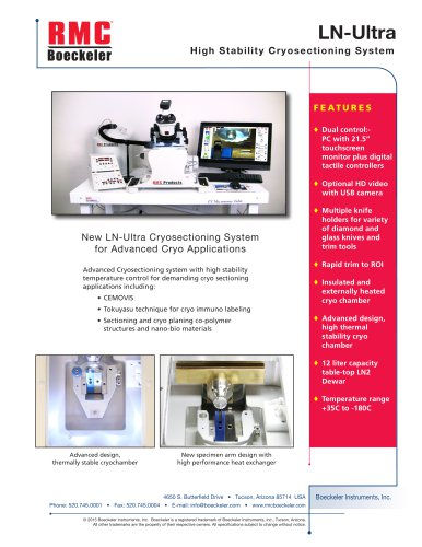 LN-Ultra Cryo System