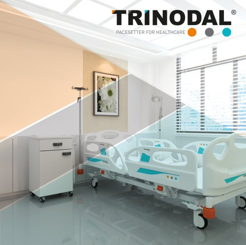 NEW CATALOGUE TRINODAL FURNITURE