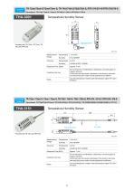 T&D Optional Products Catalog Temp-Humidity Sensors & Illuminance-UV Sensors - 2