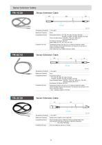 T&D Optional Products Catalog Temp-Humidity Sensors & Illuminance-UV Sensors - 8
