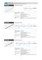 T&D Optional Products Catalog Temperature Sensors - 4