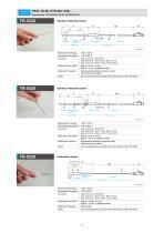 T&D Optional Products Catalog Temperature Sensors - 6