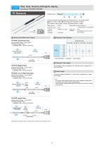 T&D Optional Products Catalog Temperature Sensors - 8