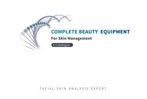 Skin analysis system