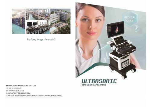 Ultrasound Catalogue