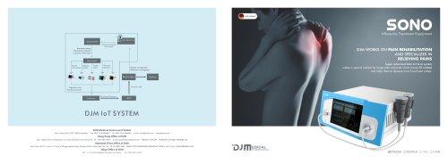 Sono - ultrasonic treatment equipment