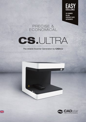 The orthodontic Scanner by CADstar