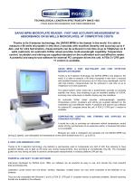 SAFAS MP96 MICROPLATE READER - 1