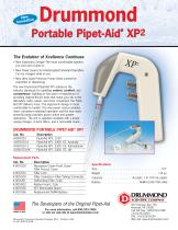 Portable Pipet-Aid® XP2