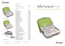 Easy Surgical  Tray