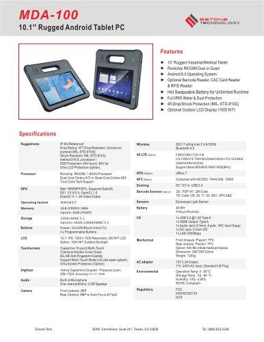 MDA-100 Datasheet