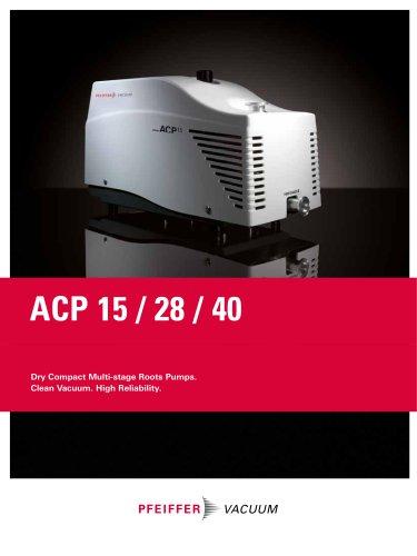 ACP 15 / 28 / 40