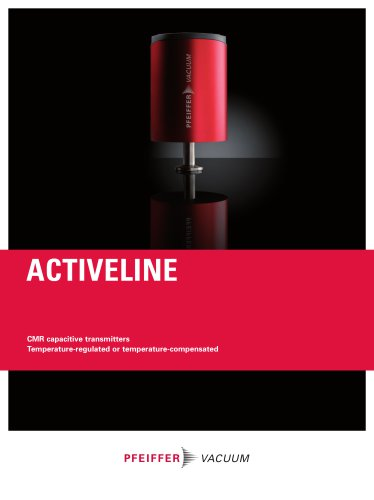 ActiveLine CMR - Measurement