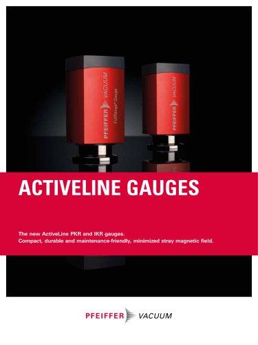 ActiveLine PKR/IKR - Measurement