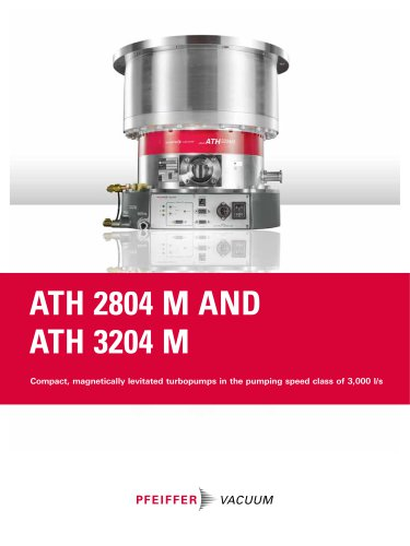 ATH 2804 M and 3204 M