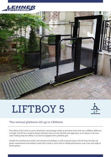 LIFTBOY 5