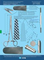 Carbide tips for forceps - 2