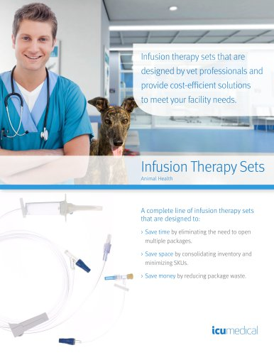 Infusion Therapy Sets
