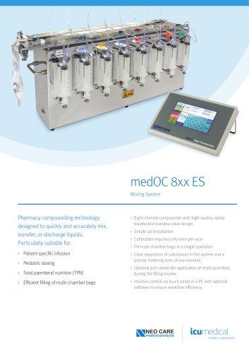 medOC 8xx ES