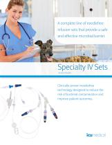 Specialty IV Sets