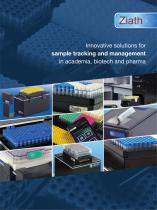 Innovative Solutions for Sample Tracking & Management