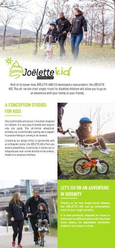Joëlette Kid
