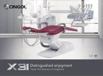 X3 Dental Unit from Cingol