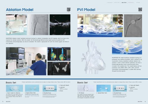 HEARTROID _Ablation PVI Model