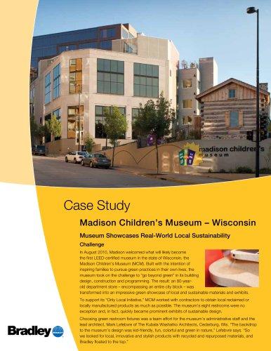 Advocate AV - Children's Museum - Madison, WI