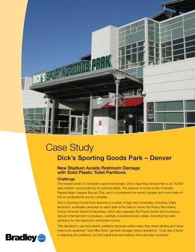 Mills Partitions - Dick's Sporting Goods Park - Denver, Colorado