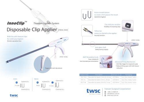 A3 - 2021 twsc InnoClip Disposable Clip Applier